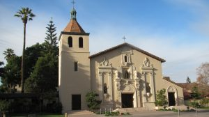 Mission Santa Clara Church