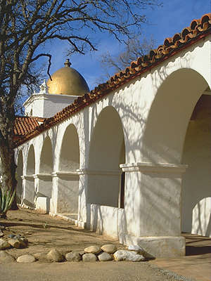 Hearst's Hacienda at Fort Hunter
