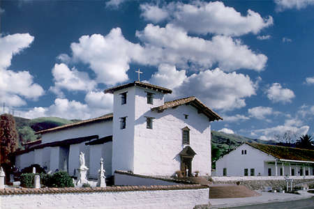 Mission San Jose Reconstruction