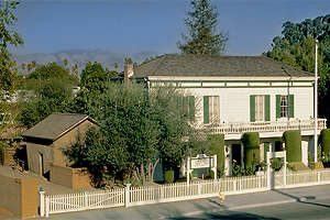 Sunol House and Roberto Adobe