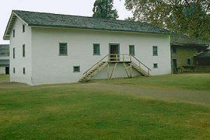 Sutter's Fort
